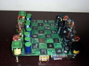 Компьютерные шахматы.