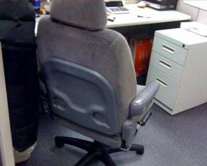 Компьютерное кресло для автолюбителей