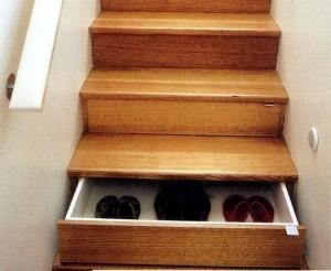 Практичная лестница.
