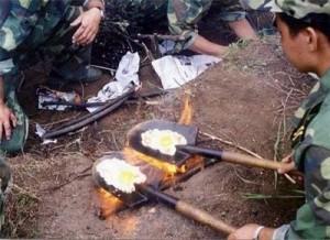 Армейская сковородка.