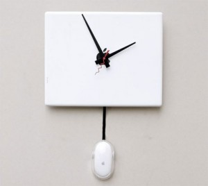 Компьютерные часы.
