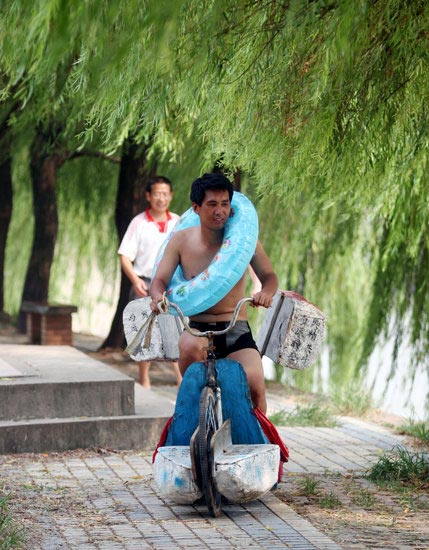 Велосипед зимний своими руками
