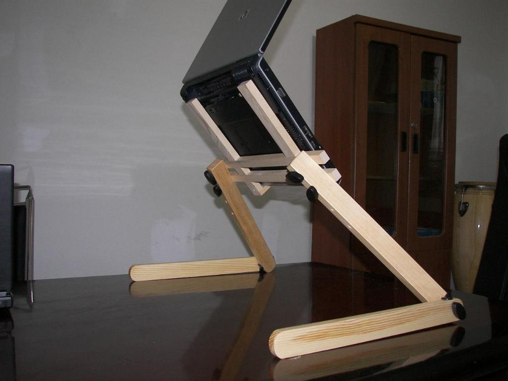Как сделать деревянную подставку своими руками