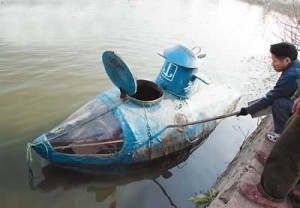 Подводная лодка своими руками.