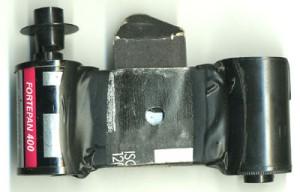 Самодельный фотоаппарат.