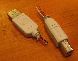 USB переходник.