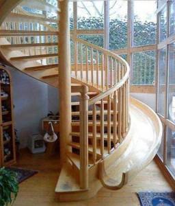 Лестница для ленивых.