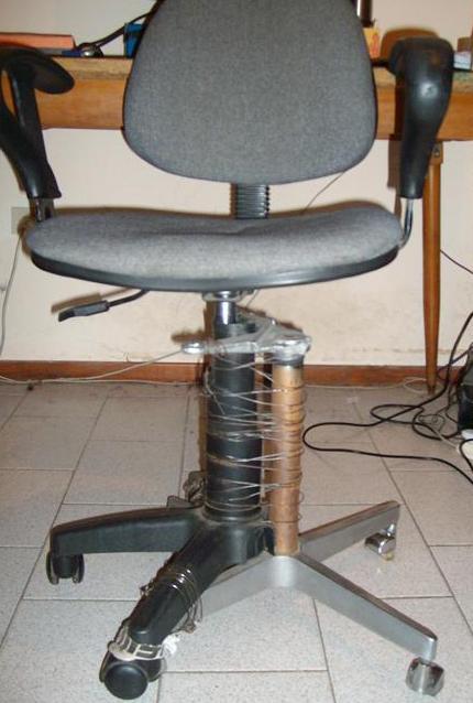 Кресло компьютерное ремонт своими руками