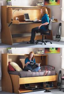 Универсальная кровать.