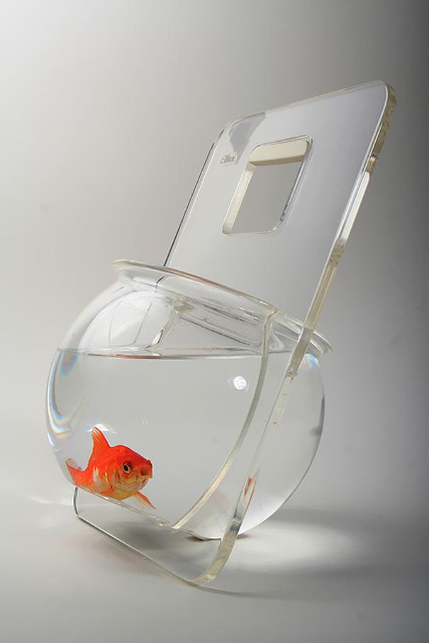 Переносной аквариум