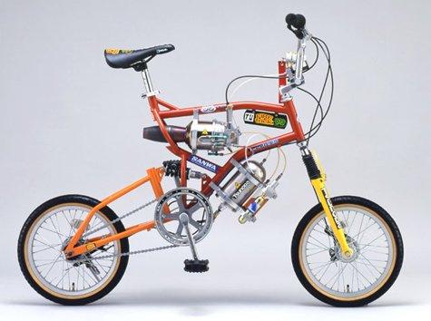 Велосипедные самоделки