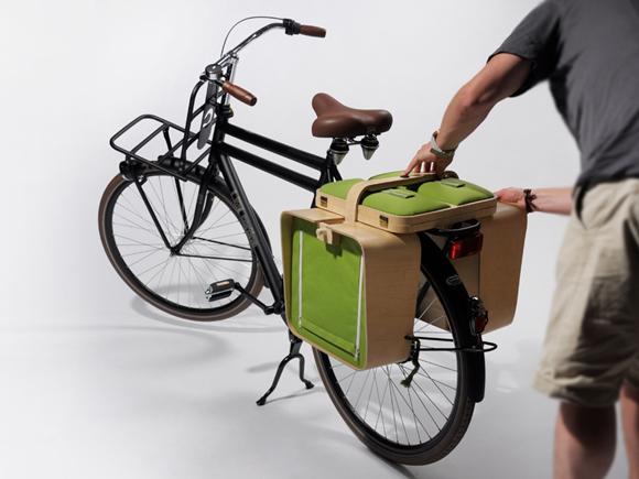 Кофры для велосипеда