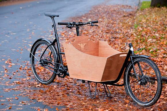 Необычный самодельный велосипед