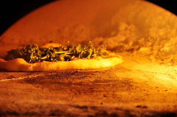 Пиццерия на колесах