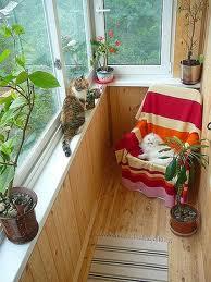 Оформление балкона в квартире