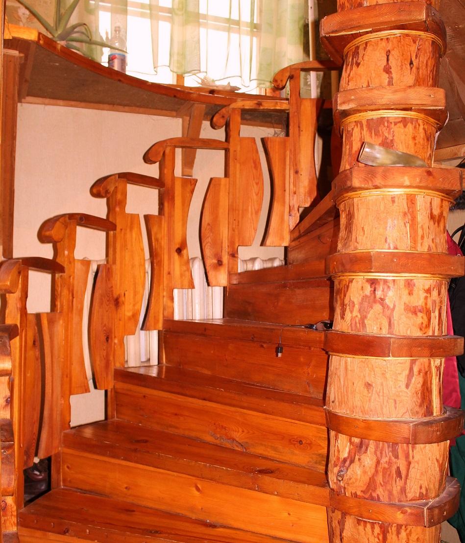 Необыкновенная лестница