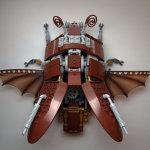 Самоделки Лего в стиле Steampunk