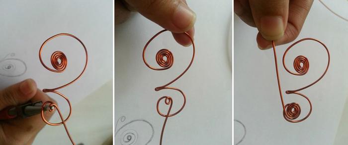Бабочка своими руками из проволоки 9