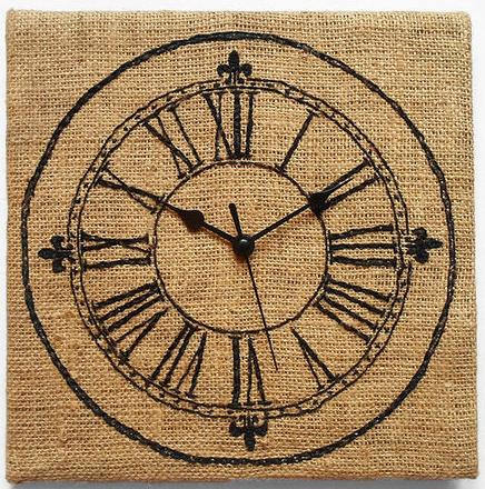 Настенные часы своими руками – идеи и мастер-классы