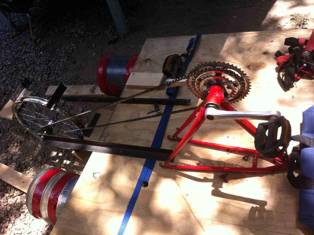 Как самому сделать водный велосипед - Printcopycenter.ru