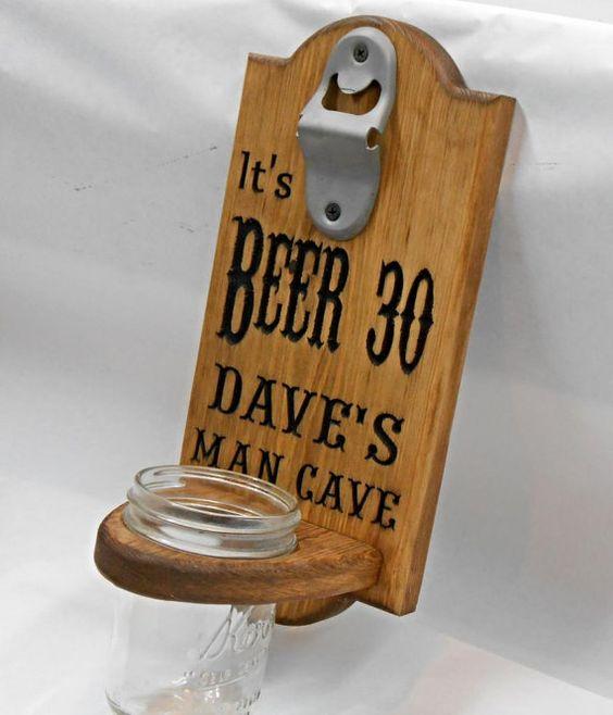 Большая открывалка для пива