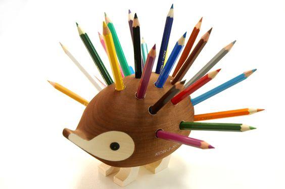 Как сделать точилку для карандашей своими руками