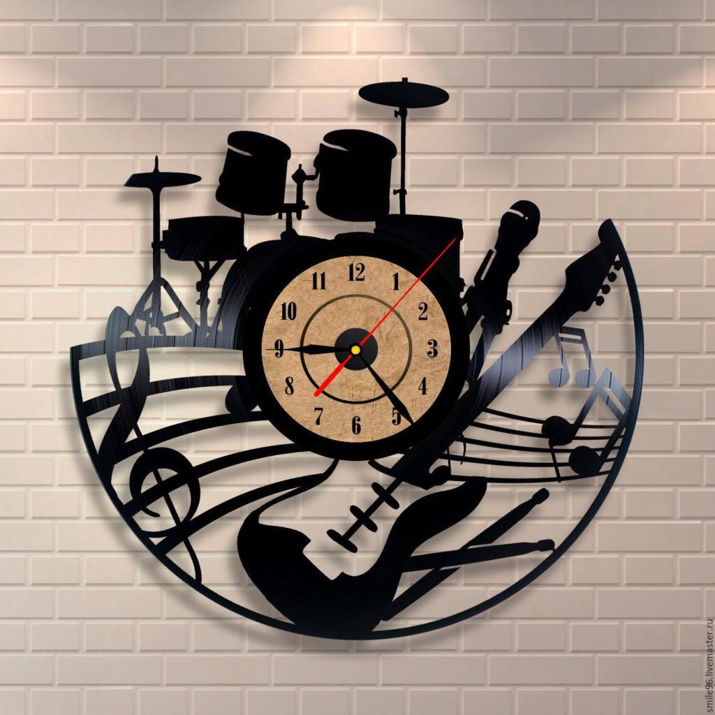 Часы своими руками музыкальные