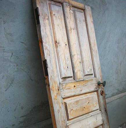 Способы реставрации межкомнатных дверей своими руками