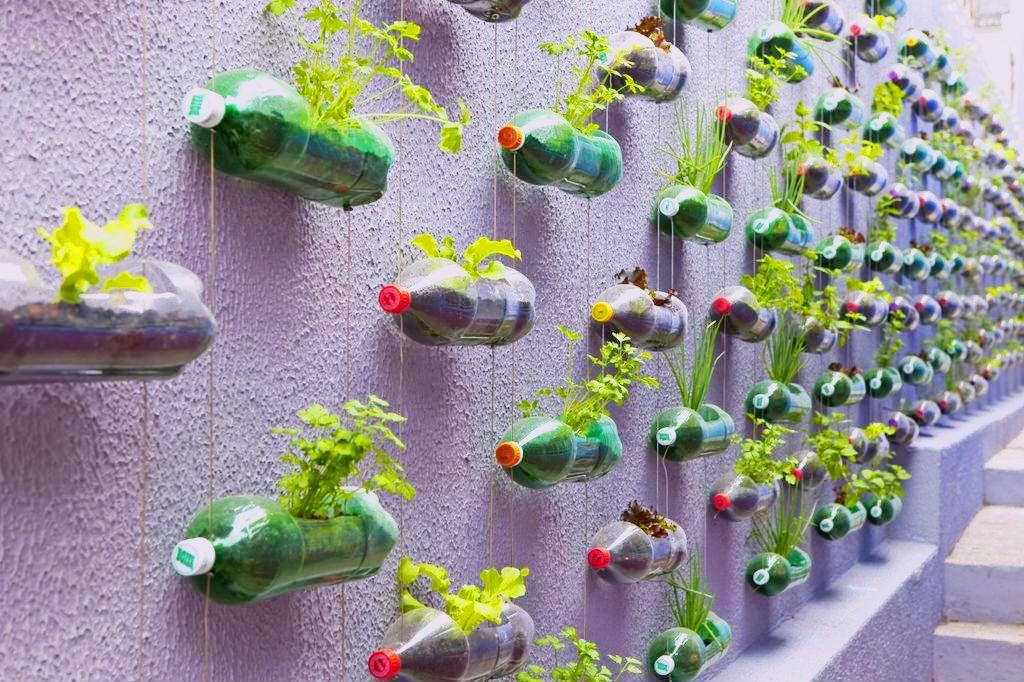 Практическое применение пластиковых бутылок